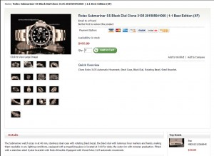Swiss-clock.me - A Site Specializing in Selling Replica Watches