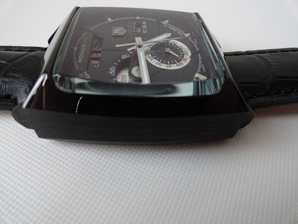 Tag Heuer Monaco Calibre 12 LS Replica Watch