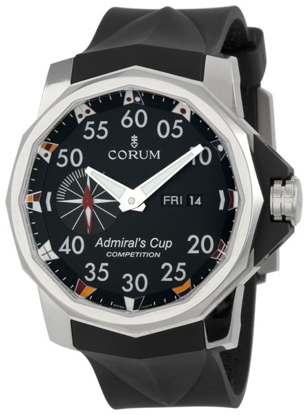 Corum Admirals Cup Competition has a very unique and extraordinary