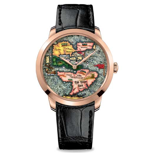 Replica Girard-Perregaux – Novus Orbis – The New World