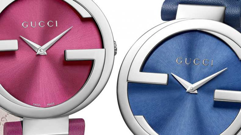 Every Would Choose High Quality Gucci Interlocking G Replica Watches