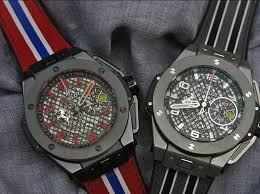 Hublot Big Bang Ferrari Speciale Unico Ceramic Replica Watch Review
