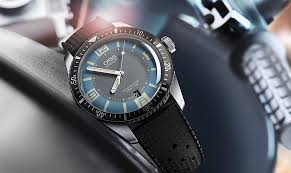 "Oris Divers Sixty-Five ""Deauville"" Replica Watch Review"