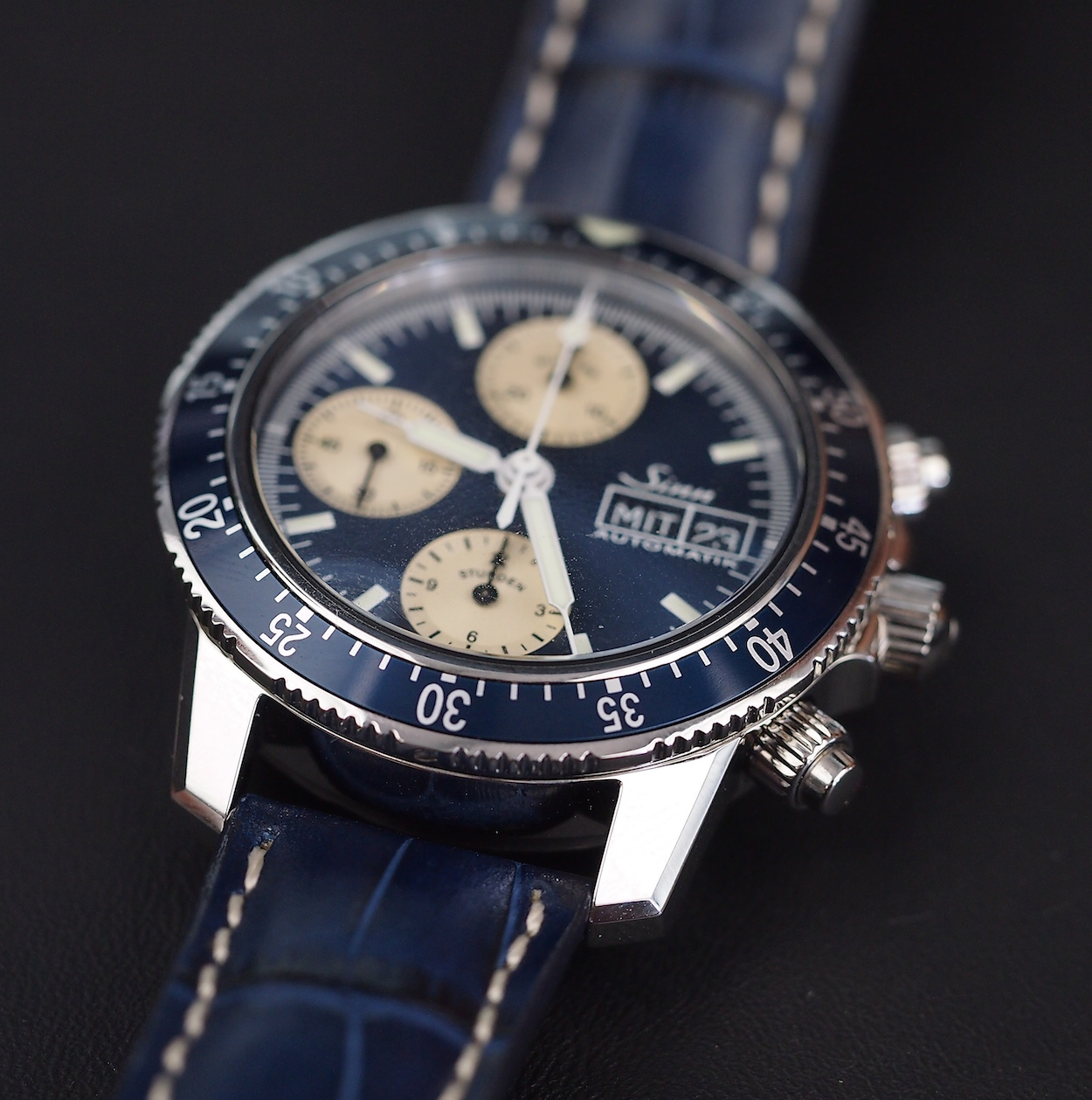 Reviewing Sinn 103 A Sa B ReplicaTool Watch