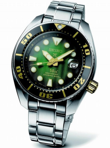 Seiko Prospex Green Sumo Replica Watch Releases