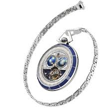 Introducing the Replica Montblanc Collection Villeret Tourbillon Cylindrique Pocket Watch 110 Years Edition For SIHH 2016
