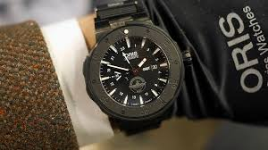 Presenting Oris Force Recon GMT Replica Watch