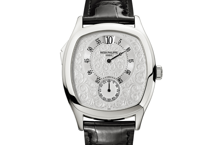 Review Patek Philippe Chiming Jump Hour Replica Watch At Classic Design