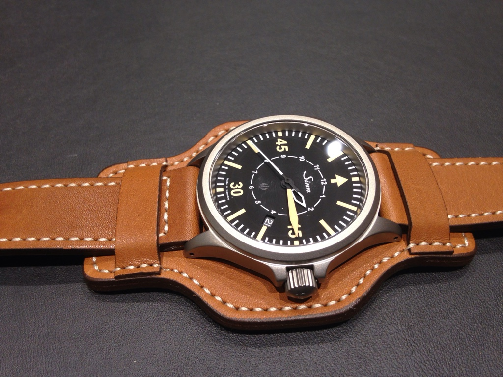 Take A Look At The Special Sinn 856 B-UHR Replica Watch