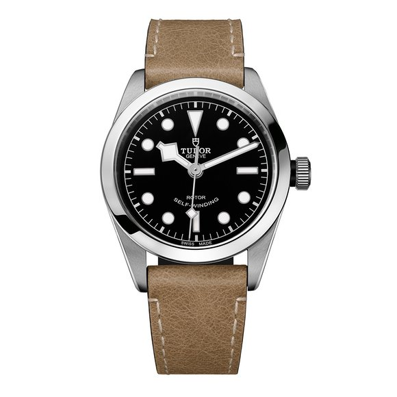 New Tudor Heritage Black Bay 36 Replica Watch For Sale