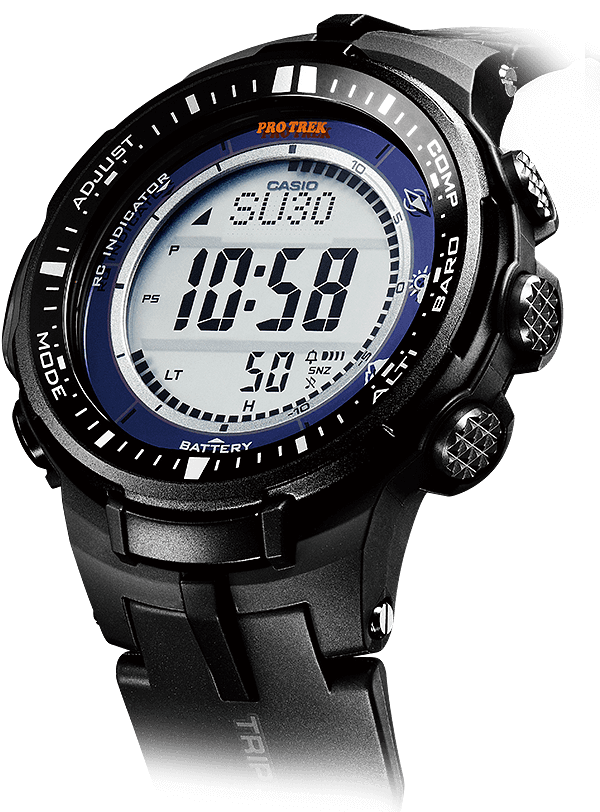 The High End Casio PRO TREK Replica Watch Debuts for outdoor enthusiasts
