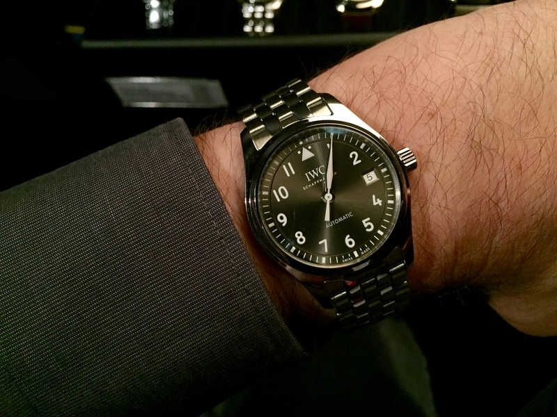 Reviewing The Simple, Distinguished And Charming IWC Pilot's Watch Automatic 36 Replica Watch