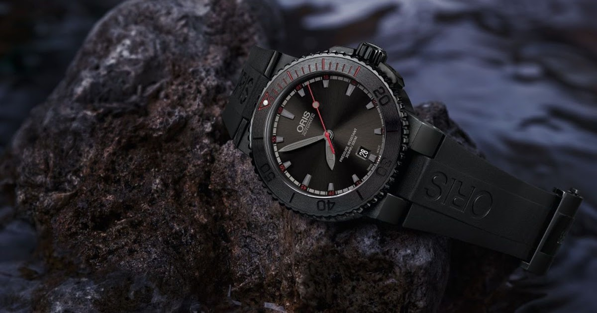 Show You The Handsome, Masculine Oris El Hierro Limited Edition Diver Replica Watch