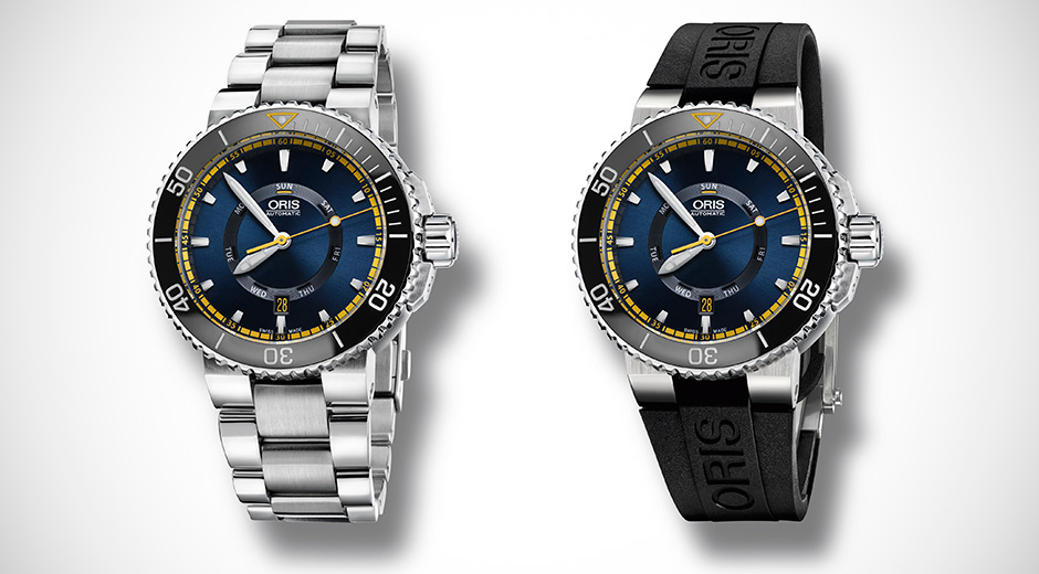 Full Review With The Sporty And Casual Oris Great Barrier Reef Limited Edition II Replica Watch