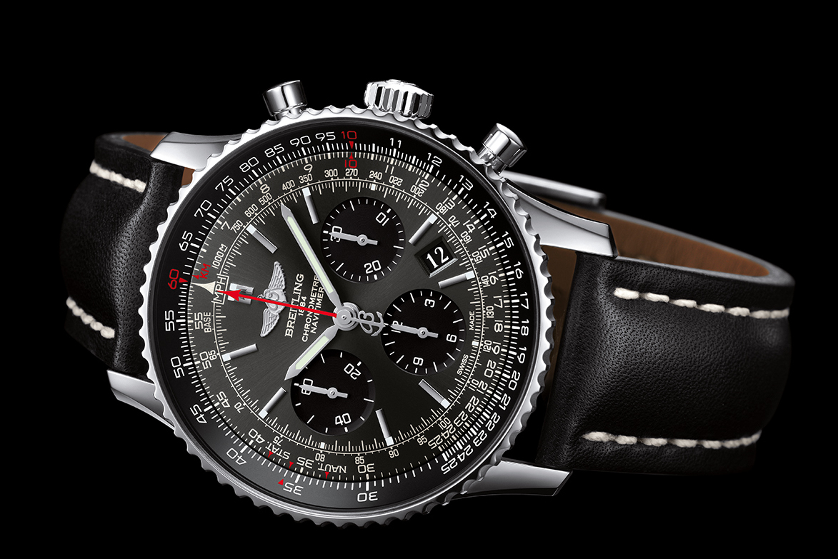 The limited edition Breitling Navitimer 1884 from luxury replica Breitling