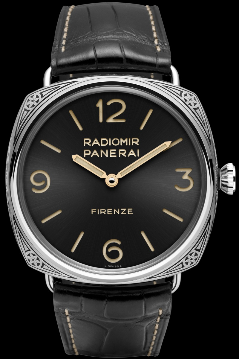 Buy A Delicated Special Panerai Radiomir Firenze 3 Days Acciaio 47mm Replica Watch