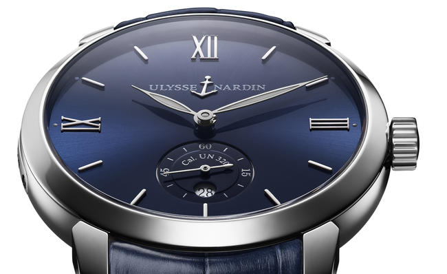 Ulysse Nardin Debuts the Neat 170th Anniversary Limited Edition Classico Manufacture Replica Watch