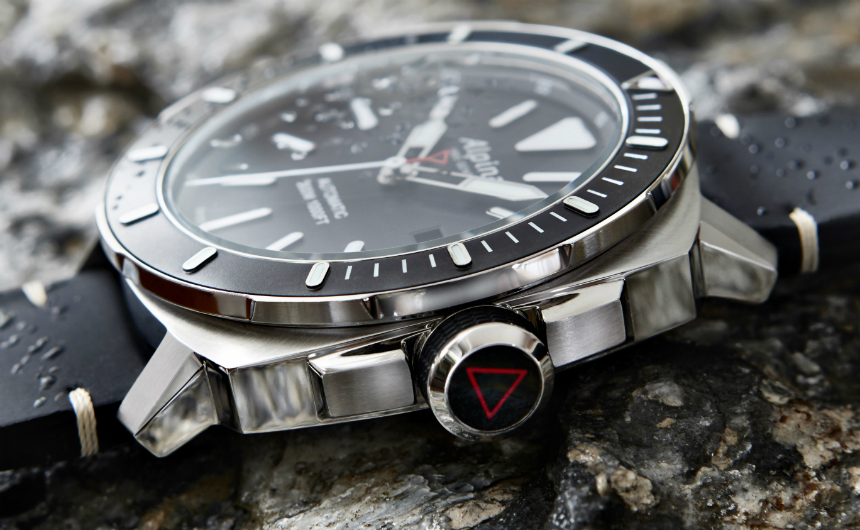 Hands-on With Alpina Seastrong Diver 300 Automatic Replica Watch