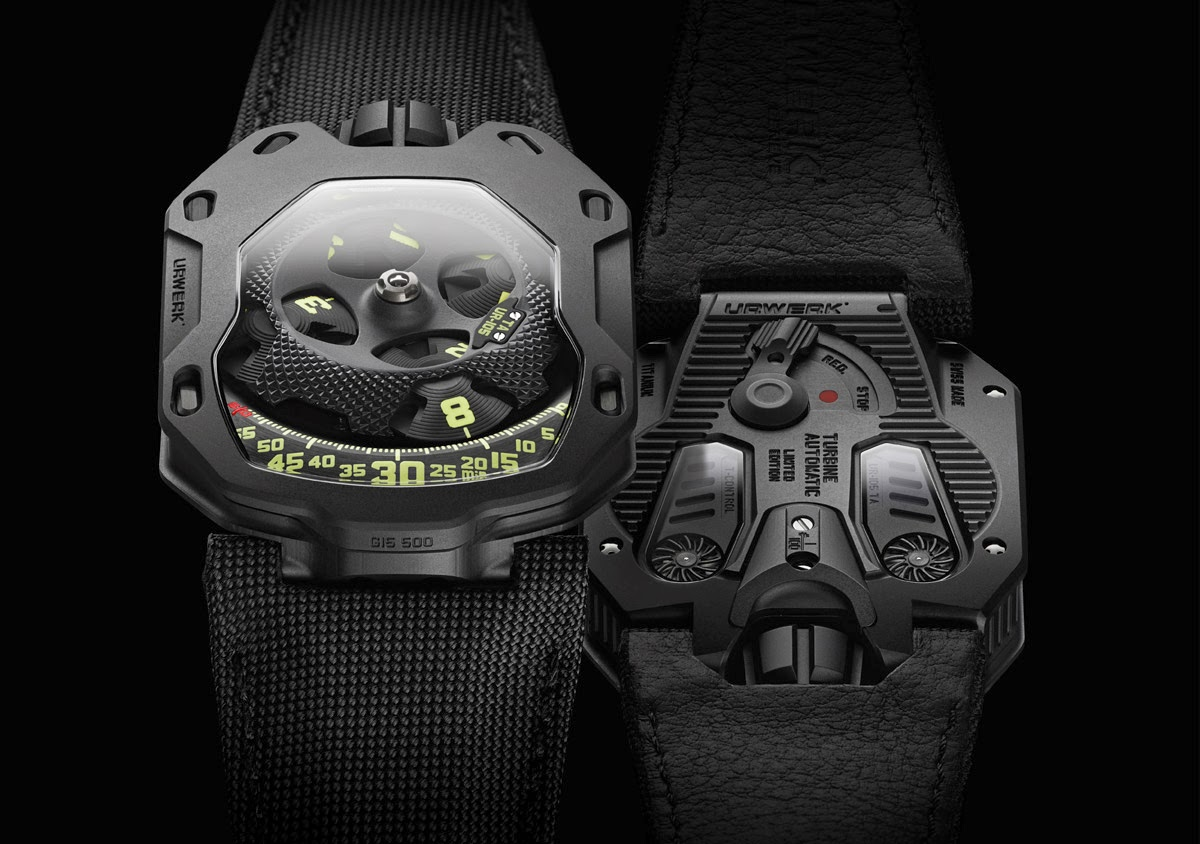 Presenting The Urwerk UR-105 TA Mens Replica