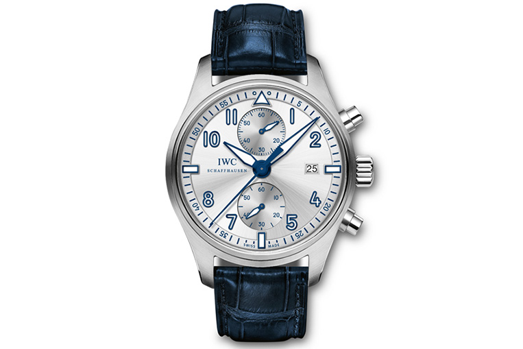 Take A Look At The IWC Pilot Spitfire Chronograph 43mm Mens Replica Watch