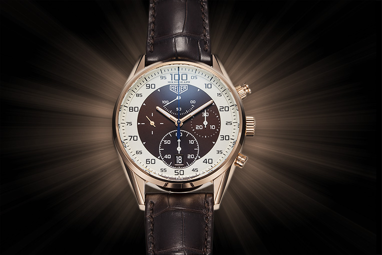 Presenting The Tag Heuer Carrera Mikrograph Mens Replica