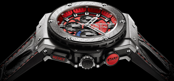 Limited Edition Watch Series: Hublot F1 King Power Austin Replica