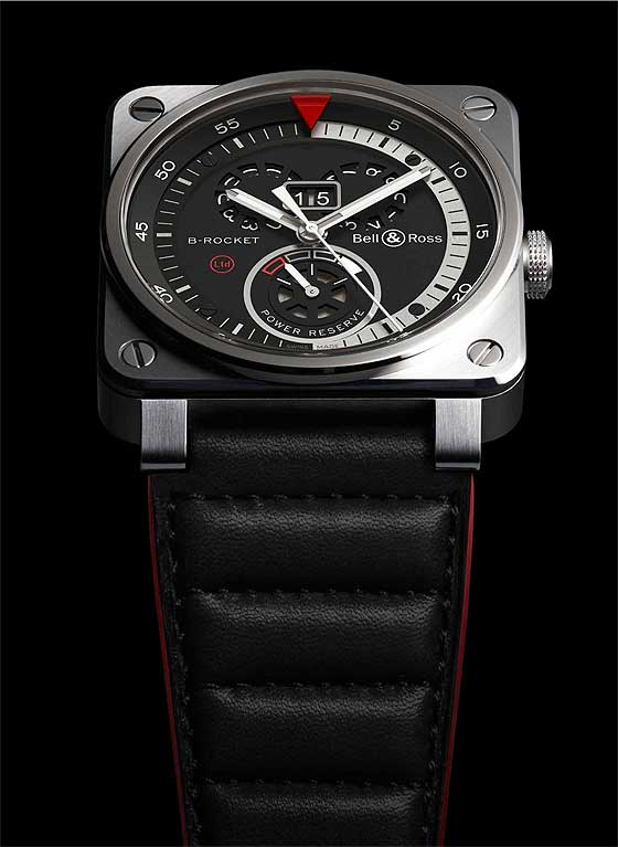 Show You The Bell & Ross B-Rocket Mens Replica Watches