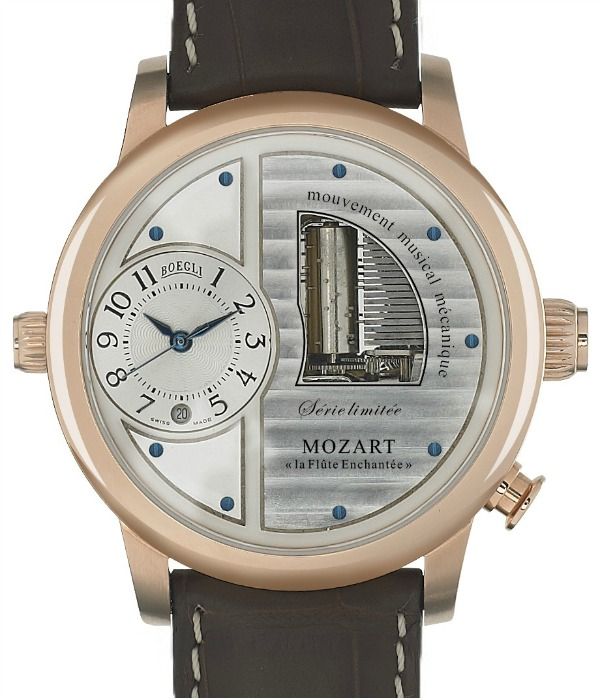 Limited Edition Watch Series:Boegli Grand Opera Replica