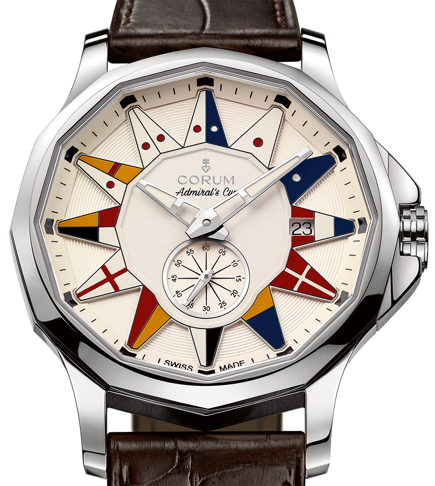 A Complete Guidebook On Corum Admiral Legend 42 Replica