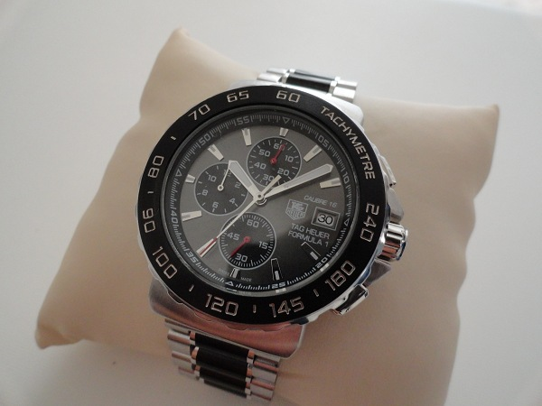 Let Us Review The Tag Heuer Formula 1 Chronograph Men's Replica Watches