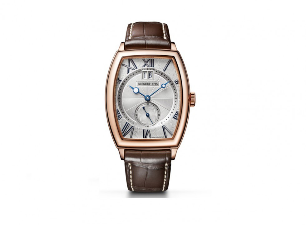 On the Wrist:Breguet Héritage Grande Date 5410 Men's Replica