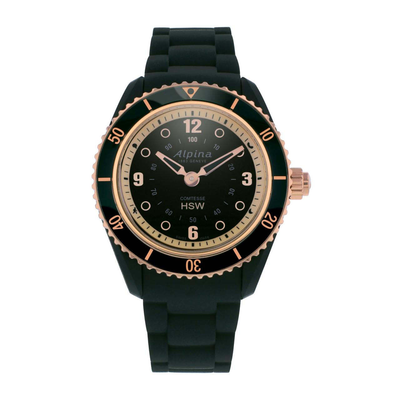 Gagnez une Alpina Watch Dealers Denver Replica Contesse Horological Smartwatch