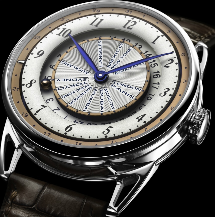 De Bethune DB25 World Traveller Watch Watch Releases