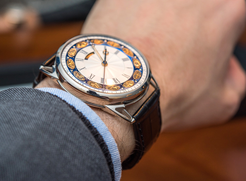 De Bethune DB25T Zodiac Tourbillon Watch Hands-On Hands-On