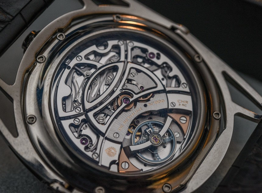 De Bethune DB28 Maxichrono Watch Hands-On Hands-On
