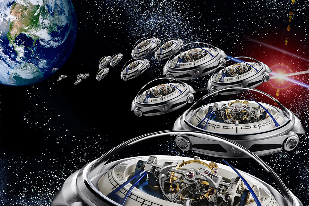 Luxury Watches Inspired By Star Trek ABTW Editors' Lists