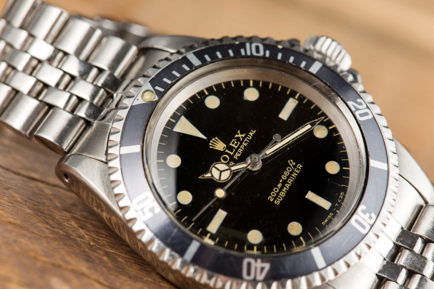 A Rolex Submariner Ref. 5513 Gilt Dial Watch Purchased To Impress A Prince Hands-On Submariner