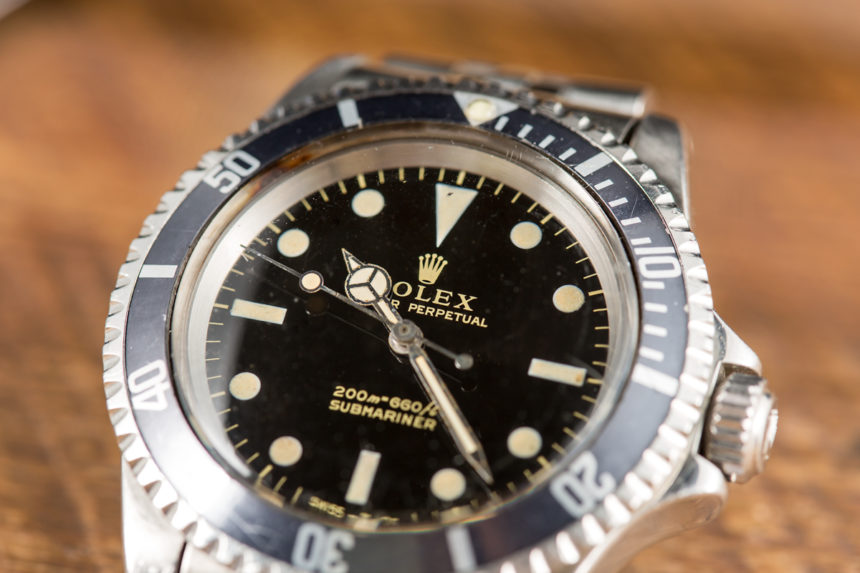 A Rado Vs Rolex Watches Replica Submariner Ref. 5513 Gilt Dial Watch Purchased To Impress A Prince Hands-On Submariner