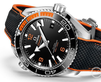 Omega Seamaster Planet Ocean 600 With 45.5mm Diver Replica Watch