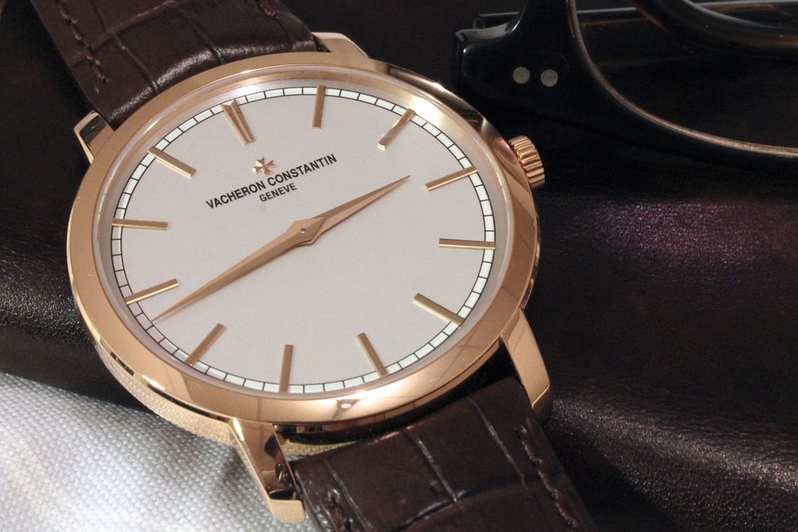 A Week On The Wrist The Vacheron Constantin 41mm Patrimony Traditionnelle Self-Winding Replica Watch