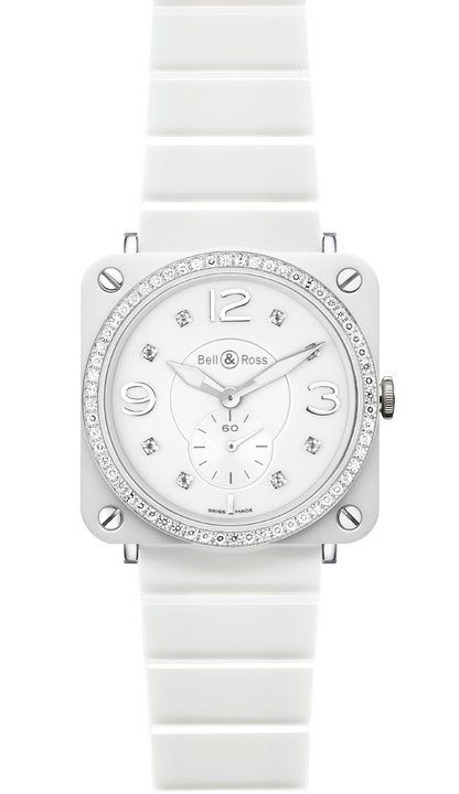 Feminine interpretation of your Bell & Ross replica watches BR S time