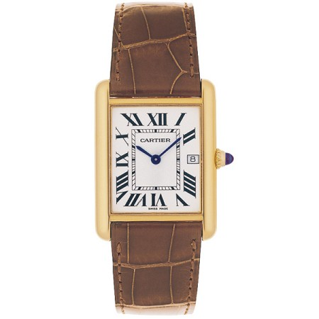 Cartier Tank Anglaise replica is the most legendary single watch design