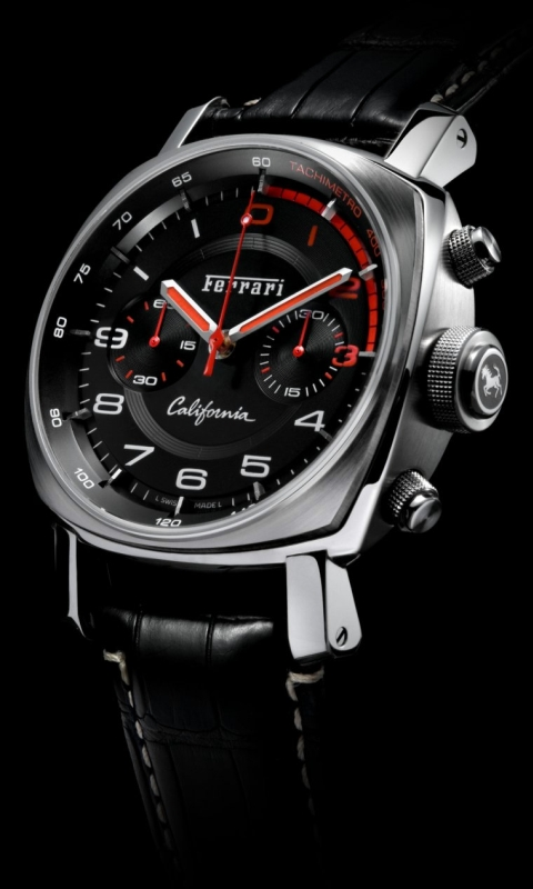 The Ferrari California Flyback Chronograph Replica watch