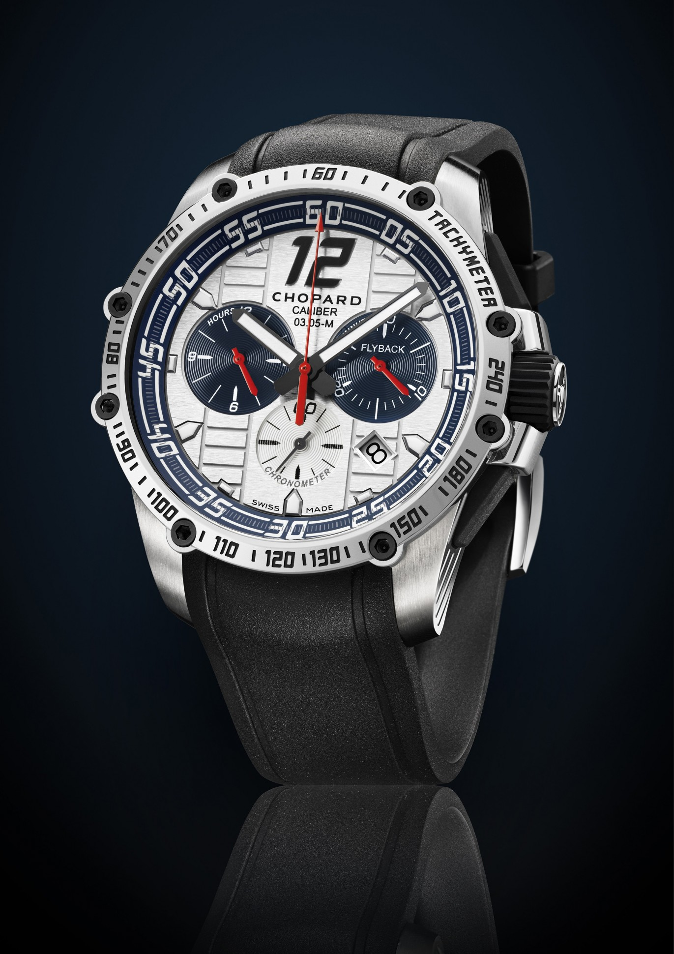 Introducing the Chopard Superfast Chrono Porsche 919 Jacky Ickx Edition Replica Men's Watch