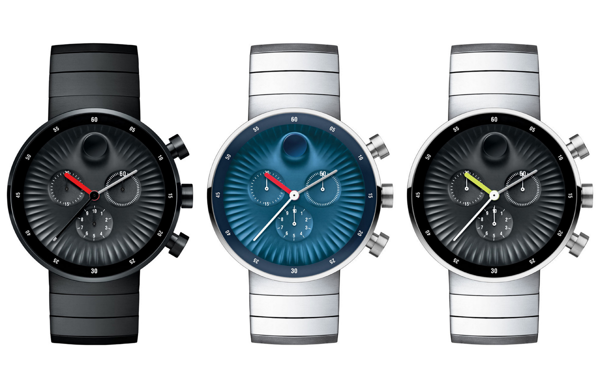 Introducing The New Movado Edge Replica Watch