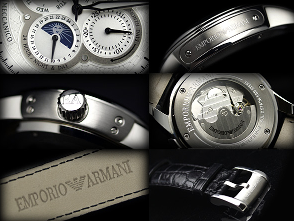 The High Value Emporio Armani Replica Watches With Timeless Elegant Chic
