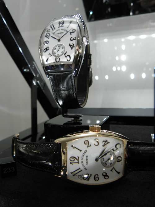Review Vintage Franck Muller Vintage 7-Days Power Reserve Replicas Mechanical Timepiece