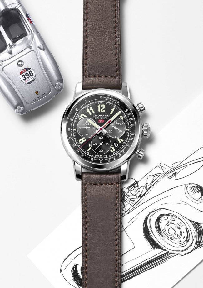 Introducing The Best Chopard L.U.C Mille Miglia 2016 XL Race Edition Replica Watch