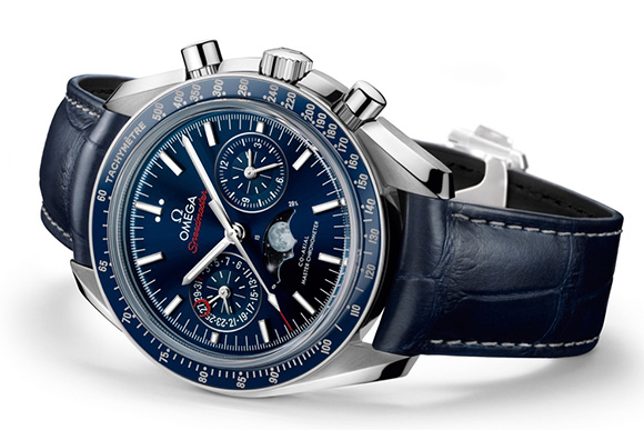 Omega Speedmaster Moonphase Chronograph Master Chronometer Replica