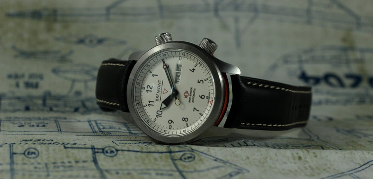 Amazing Timepiece For Men: Bremont MBII-WH Replica